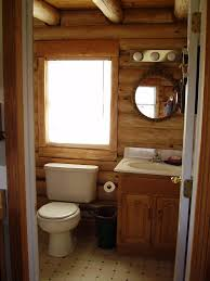 Cabin Bathroom Log Cabin Bathroom Decor Ideas Exquisite Pleasant Small Bathroom