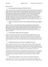 marxist criticism essay how do you write an analysis essay  they live by john carpenter essay they live by john carpenter essay