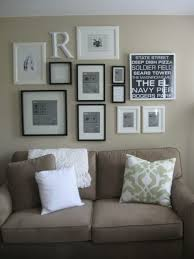 Splendid Frame Ideas For Living Room Wall Frames Picture Photo Wall Picture Frames For Living Room