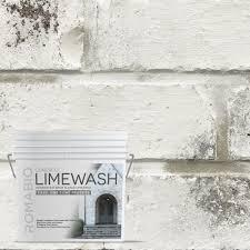 Make an Interior Lime Coating
