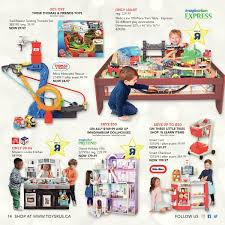 toys r us weekly flyer ultimate toy guide 2018 nov 2 15 redflagdeals
