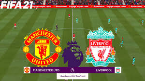 Manchester united won 25 direct matches.liverpool won 19 matches.10 matches ended in a draw.on average in direct matches both teams scored a 2.37 goals per match. Fifa 21 Manchester United Vs Liverpool Premier League Full Match Gameplay Youtube