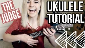 The Judge Ukulele Strumming Pattern