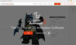 Best 2d Animation Software Available Top List 2019