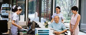 THONBURI BURANA HOSPITAL | จิณณ์ เวลบีอิ้ง เคาน์ตี้ |  เมืองแห่งการดูแลผู้สูงวัย