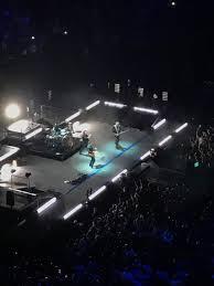 Td Garden Section Bal 316 Row 10 Seat 14 U2 Tour