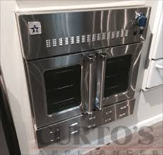 Gas Wall Ovens Reviews Blue Star French Door Wall Oven Bwo30agd Review Curtos