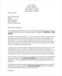 complaint letter samples us complaint letter sample