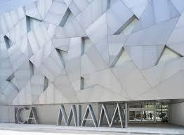 Design District Debut The Institute Of Contemporary Art Miami Gets Adorable Miami Home Design Exterior