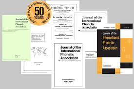 What is the phonetic alphabet? Journal Of The International Phonetic Association Cambridge Extra At Linguist List