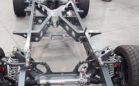 custom truck frames. Retro 8 Chassis Custom Truck Frames