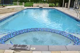 images of pools by pool tech iowa39s premier pool builder swimming pool waterline glass tiles