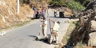 Nazilli Belediyesi ekipleri daha temiz Nazilli için çalışmalarını  sürdürüyor - Haberler