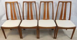 teak retro furniture. Set Of Four 1960 S Retro Teak Highback Dining Chairs By Furniture L