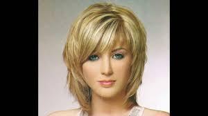 Frisuren Dickes Haar Mittellang Youtube