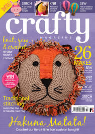 Crafty Crafty Magazine Archives