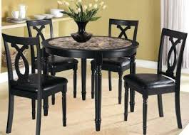 captivating dining room sets 4 chairs ds10004060 39 eddyhalftime excellent amazing decorating black table set soros