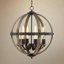 metal orb chandelier regarding decor large