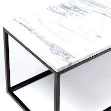 marble coffee tables photo of marble coffee tables box frame coffee table bronze west elm marble marble coffee tables