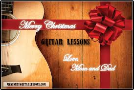 Guitar Lesson Gift Certificate Template Gift Certificates Mckinney Guitar Lessons