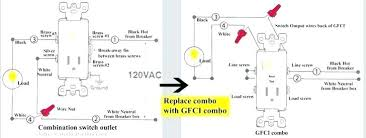 switch wiring diagram also wiring diagrams for leviton bination wiring diagram also wiring diagrams for leviton bination switch gfci leviton switch outlet combination wiring diagram