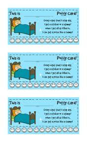 Night Time Potty Training Reward Chart Tips Tricks For Night Time Potty Training Free Printable