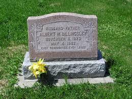 cemeteries of the gaspe area by morris patterson billingsley albert w