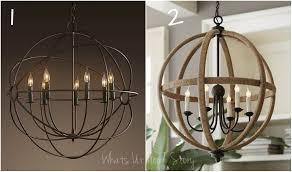 iron orb chandelier roselawnlutheran ballard designs catalog ballard designs orb ceiling mount