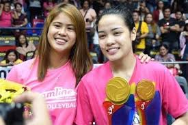 Real-life partners Wong, Galanza don't want to be teammates on the court |  Philstar.com