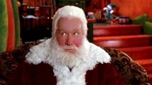 the santa clause 2 curtis. The Santa Clause Poster Trailer To Curtis