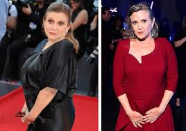 carrie fisher weight loss.  Fisher Carrie Fisher To Weight Loss
