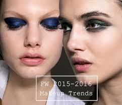 2016 fall makeup trends