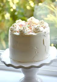 Easy Gluten And Dairy Free Vanilla Cake The Best Gluten Free Cake Ever