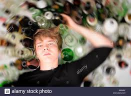 279023275 Stock Alcoholics Photo Alamy - Young