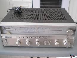 harman kardon vintage receivers. vintage harman kardon hk 670 receiver silver face receivers n