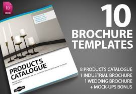 product catalog templates 10 premium indesign brochure templates with commercial license bonus only 29