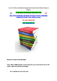 essay juvenile delinquency features of study courses essay juvenile delinquency