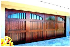 general garage doors general garage door rustic wood garage door with elliptical arch v grooved panel