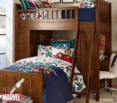 Marvel™ Quilt Cover | Pottery Barn Kids & Marvel™ Quilt Cover Adamdwight.com