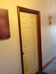 white wood trim cozy por interior doors with