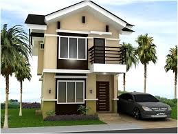 desain konsep rumah minimalis 2 lantai modern mewah sederhana unik