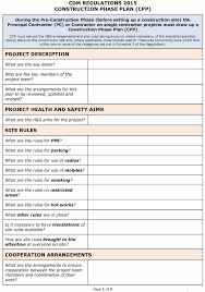 sample safety plan sample of health and safety certificate best of mental health safety