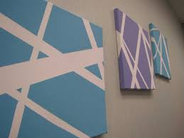diy canvas wall art collection and outstanding paint ideas dragged for swatch sample