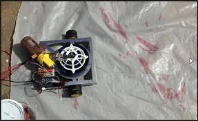Ga. Tech Students Develop Public Art-Painting Robotic Slug   College of  Computing