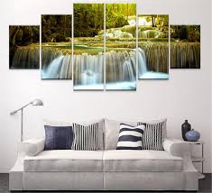 Online Shop Canvas oil painting decoracion multi panel 6 piece wall art  pictures decorativos modern photos No Frames canvas abstract | Aliexpress  Mobile