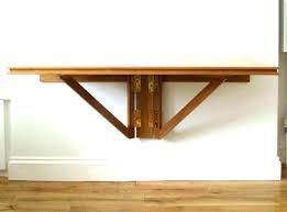 desks wall mounted folding desk fold down table drop from great fol