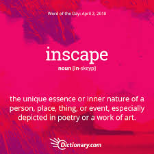 Word Of Nature Word Of The Day Inscape Dictionary Com
