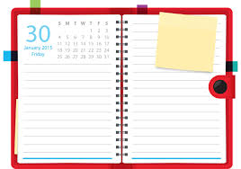 Planner Paper Template Daily Planner Vector Notebook Download Free Vector Art Stock