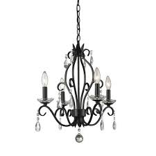 schonbek mini chandeliers jasmine silver three light clear optic intended for black mini chandelier decorating