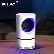 Uv Light Insect Killer Safety Us 10 17 30 Off Usb Mosquito Killer Lamp Ultraviolet Light Electric Mosquito Trap Safe Photocatalytic Light Fly Muggen Killer Electric In Mosquito